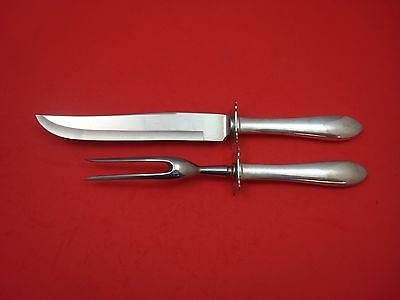 Wadefield by Kirk-Steiff Sterling Silver Steak Carving Set 2pc 11""