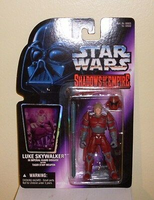 Star Wars Luke Imperial Guard Disguise Shadows of the Empire