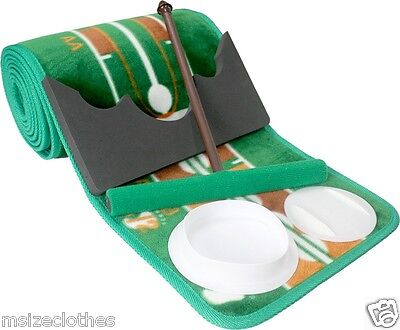Training Putting handy Mat Practice Golf Green Track Putter Indoor New hole cup