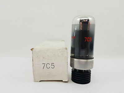 7C5 Tube. Mixed Brands.  Nos Tube. Rc27.