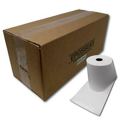 80mm x 60mm 80x60mm Thermal Paper Cash Register Till EPOS Printer Receipt Rolls
