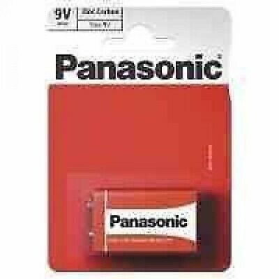 Panasonic 6F22R-1BP General Purpose Zinc Carbon 9V Size Battery New