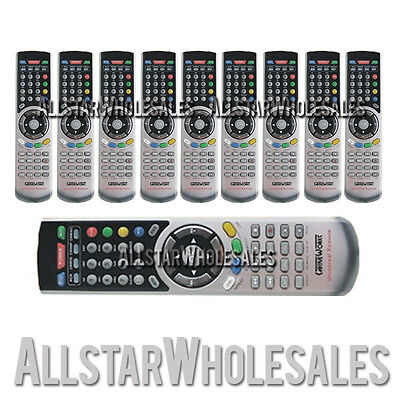 10x CaptiveWorks Universal Remote Control CW600s CW650s CW700s CW800s & Premium