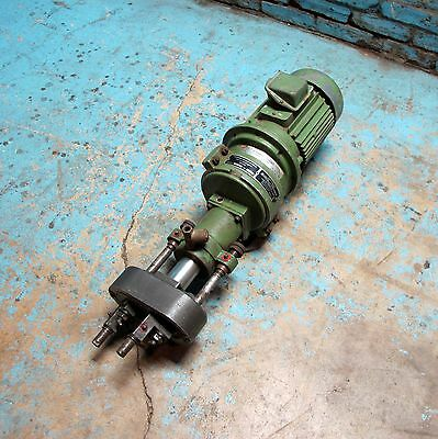 Rye Automatic Boring Unit #780 w/ Dual Spindle Drill Head 1.5 HP 220/440V