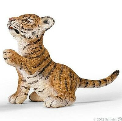 *NEW* SCHLEICH 14372 Asia Asian Tiger Cub Playing - RETIRED