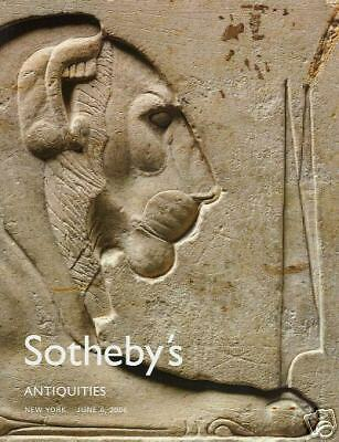 Sotheby's New York Catalogue Antiquities 06/06/2006  HB