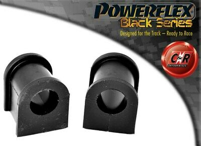 Mazda RX7 Gen 3 & 4 92-02 Powerflex Black Rear Roll Bar Bushes 18mm PFR36-315BLK