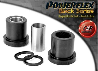TVR Tuscan Powerflex Black Front Lower Wishbone Front Bushes PF79-104BLK