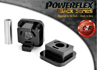 Volvo S60 00on Powerflex Black Upper Eng Mount Cross Shape Petrol PFF88-622BLK