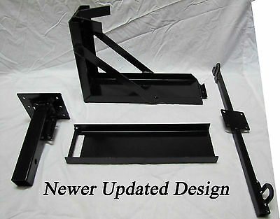 MOTORCYCLE HITCH HAULER TOW/TOWING CARRIER NO TRAILER FOR HARLEY TRIUMPH DUCATI
