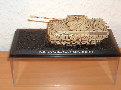 ATLAS Collection Panzer-Modell PZ. Kpfw. V Panther Ausf. A (Sd.Kfz. 171) - 1944