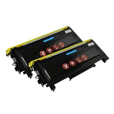 2 V4INK TN350 Toner For Brother Intellifax 2820 2920 HL-2040 2070N MFC-7420 7220