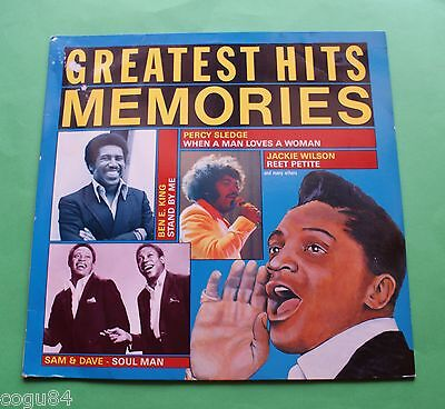 VARIOUS - SOUL Greatest Hits: The Legendary Voices Of Soul Music