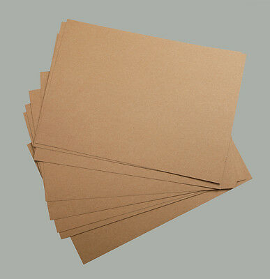 Kraft Recycled A5 Card 300gsm ( 100 sheets)