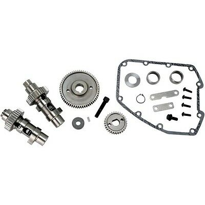 S&S Cycle 625 EZ Gear Drive Cam Kit for Harley 06 Dyna 2007-16 Twin Cam 106-5229