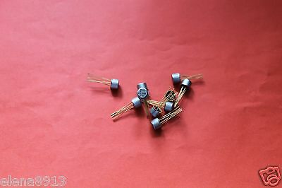 Transistor KPS104V = 2N5196  USSR Lot of 10 pcs
