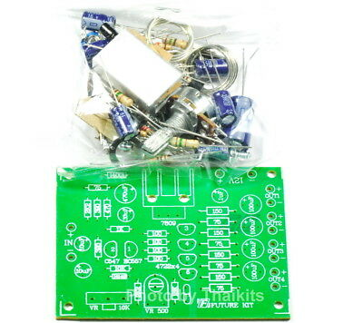 Video Signal Amplifier 1- 4 CH 1-4dB 75Ohm Impedence 12VDC Unassembled kit FK655