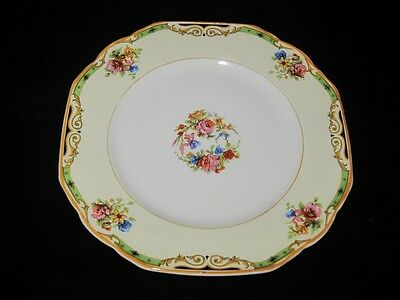 """Grindley - W. H. Grindley - THE ASTORIA - 6 1/8"""" Square Bread Plate"""