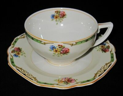 Grindley - W.H. Grindley - THE ASTORIA - Cup & Saucer Set