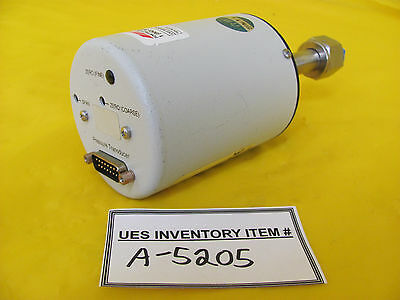 Edwards W65521611 Barocel Pressure Sensor 10 Torr Transducer Tested Working