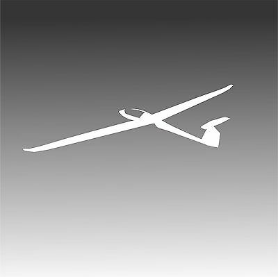 Ventus II  Decal Sailplane Ventus 2 Glider Pilot Sticker