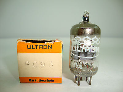 Pc93 Tube. Haltron Brand Tube.  Nos / Nib. Rc74-2.