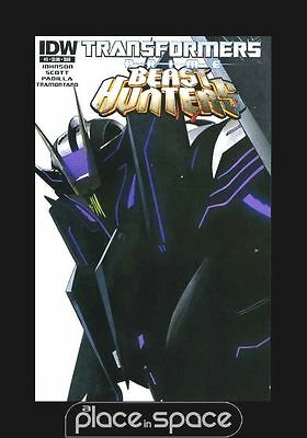 Transformers Prime Beast Hunters # 3 - Cover B - Subscription Variant