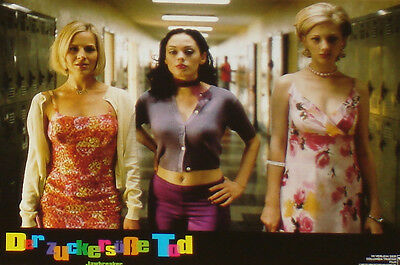 JAWBREAKER - Lobby Cards Set - Rose McGowan, Rebecca Gayheart, Judy Greer