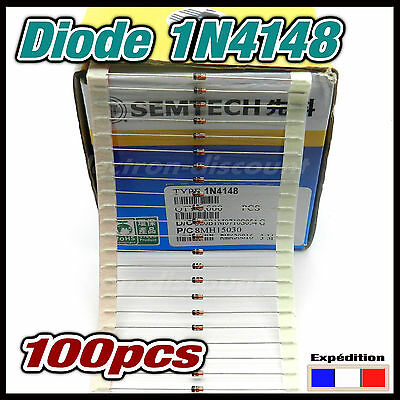 1539# Diode 1N4148 lot de 100 pcs