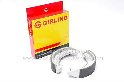 """BSA Brake Shoes 7"""" Front and QD Rear 65-5940, 65-5901"""