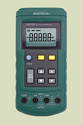 MS7221 40000 VOLT/mA CALIBRATOR fit FLUKE 787 process