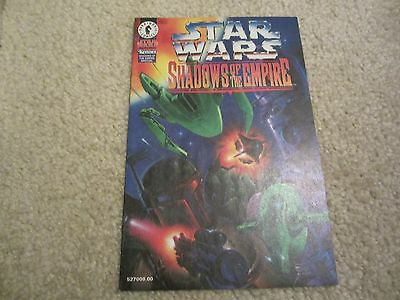Star Wars:shadows Of The Empire Special Action Figure Edition Comic!!!!