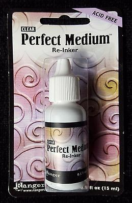 Perfect Medium ink pad refill