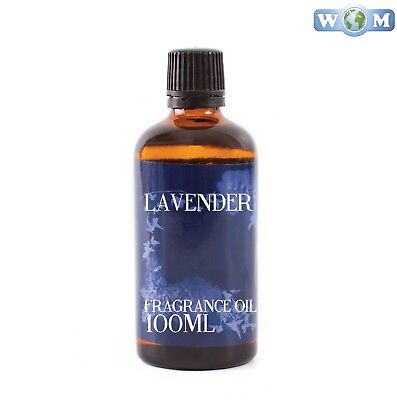 Lavender 100ml Fragrance Oil for Soap, Bath Bombs (FO100LAVE)