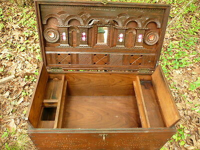 Small Size Actor's Trunk