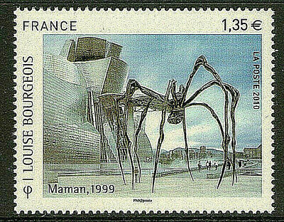 Timbres 4492 Neuf Xx Luxe - Oeuvre De Louise Bourgeois - Maman - Araignee