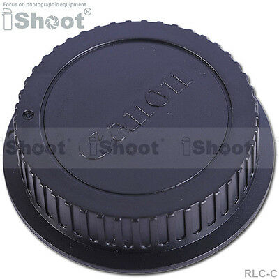 New Style Rear Lens Cap/Cover/Protector for Canon EF EF-S Mount Lens—ABS+PC