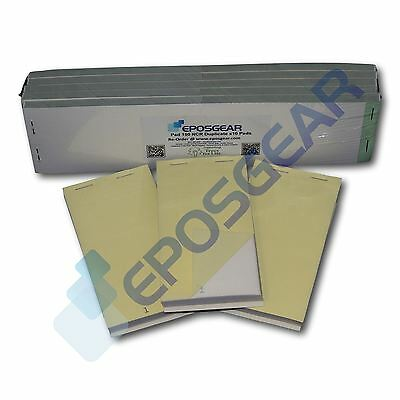 2 NCR Copy Duplicate Restaurant Cafe Pub Bar Takeaway Food Numbered Order Pads