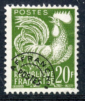 Timbre France Preoblitere Neuf Sans Gomme N° 113 Type Coq