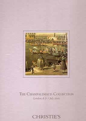 Christie's The Champalimaud Collection Complete Set Auction Catalog 1999