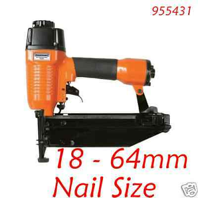 18 - 64mm AIR FINISHING NAILER CARPENTERS NAIL AIR GUN