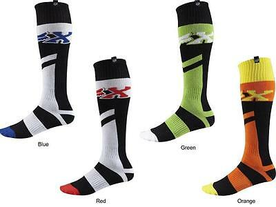 Fox Racing FRI Thin Anthem Performance Socks S(6-8) M(8-10) L(10-13) MX ATV