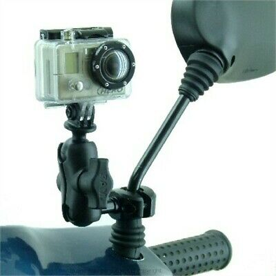 Scooter Moped Motorcycle Camera Mount for the GO Pro Hero