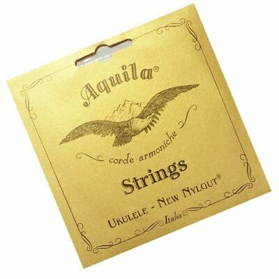 Aquila 23U Baritone Ukulele Nylgut Strings Regular Tuning Bari Uke String Set
