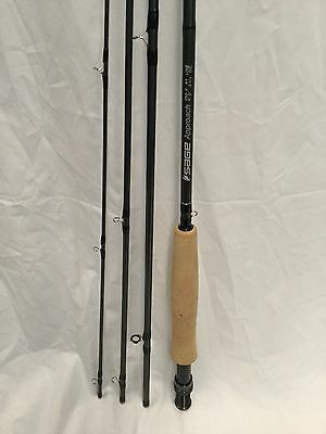 SAGE 490-4 APPROACH ROD/REEL/LINE-OUTFIT, (9 ft, 4 wt, 4 pc) - NEW - LOWER PRICE