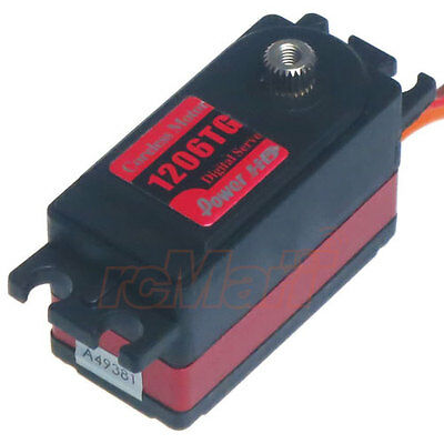 Power HD High speed Digital lineary Servo 6V 7KG 0.06Sec 1/10 RC Car #DS-1206TG