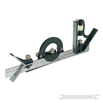 Combination square set ( lathe mill marking out DIY) Mitre Angle 1007 991857