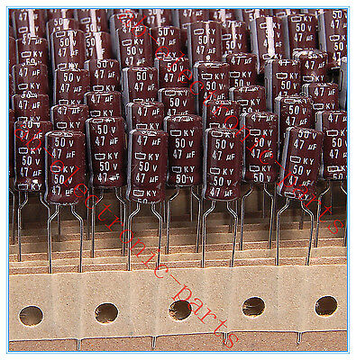 Nippon 10V 1500uF KZG Electrolytic Capacitor x 10PCS Japan New 100/% Work 105°C**