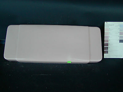 Case 1000/1100 Toilet Tank Lid,  Pink, dated 4/7/61