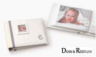 Russ Berrie Baby Photo Album In Gift Box Lullaby Collection Christening